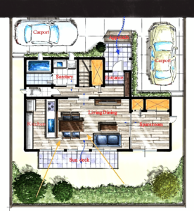 絶対におさえたい新築住宅間取りはここを見ろ!④      更におしゃれな家づくりに挑戦