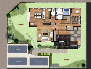 二世帯住宅の家づくりってどんな間取りの家?