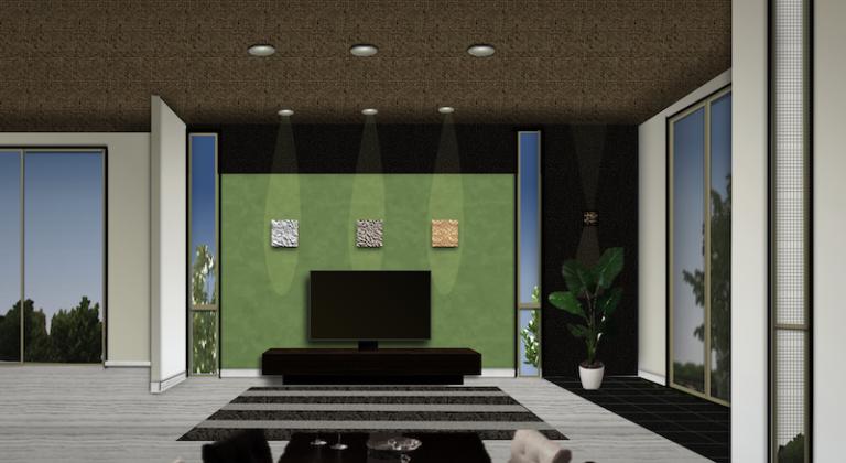おしゃれな家のインテリアデザイン アジアンテイスト