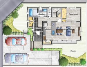 注文住宅、自由設計の家ならば使いやすく素敵な間取りは実現するか?